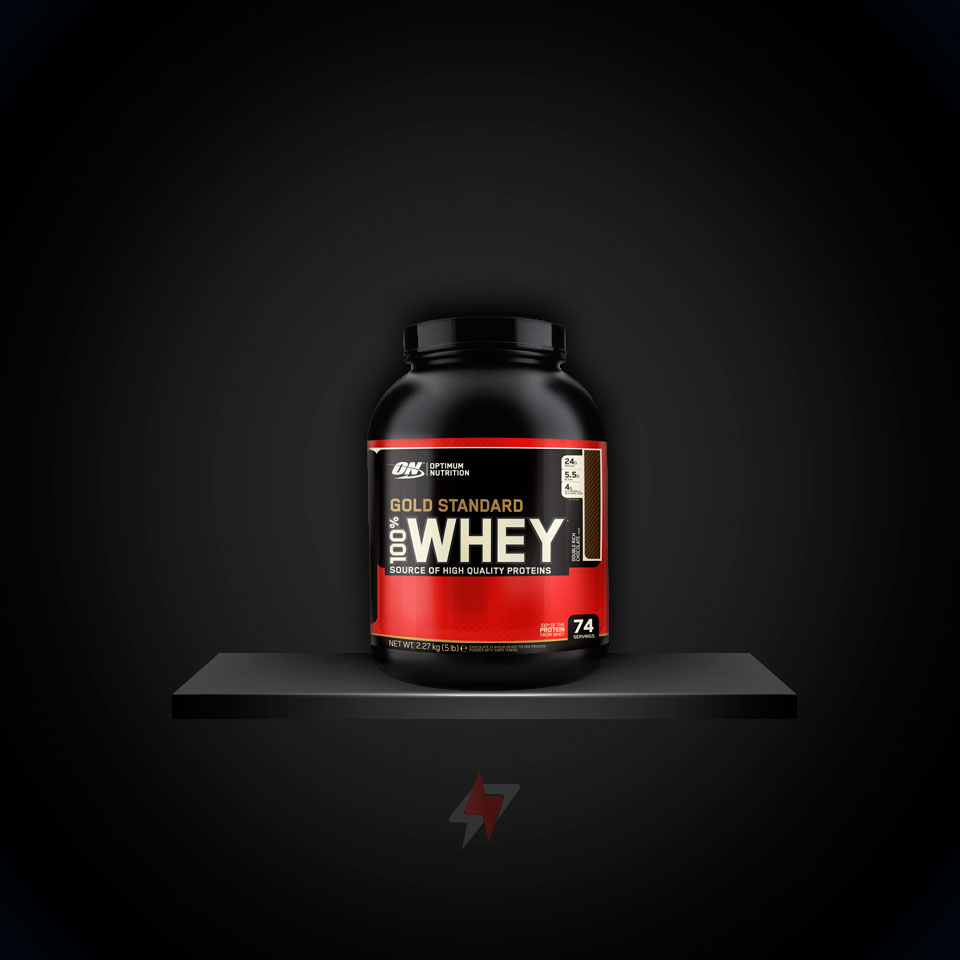 GOLD STANDARD  100% WHEY™